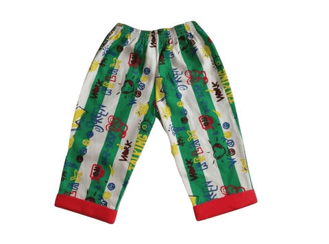 Chambo Summer/Beach Red & Green Multicolour Boys Shorts