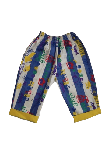 Chambo Yellow & Blue Multi Summer/Beach Boys Shorts