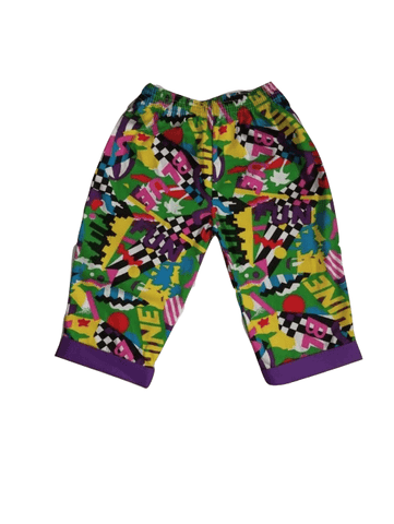 Chambo Boys Purple Multi Colour Summer/Beach Shorts