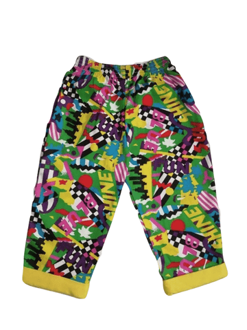 Chambo Yellow Multi Colour Summer/Beach Boys Shorts