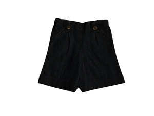 Mini Mode Black Jeans Shorts - Stockpoint Apparel Outlet