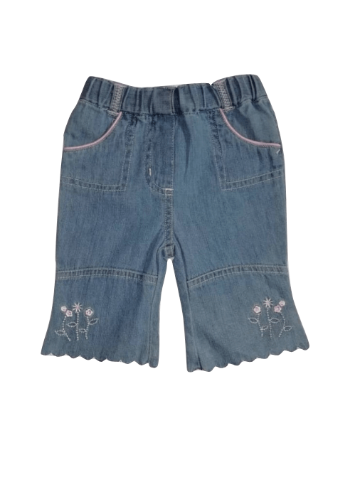 Little Bundle Denim Pants - Stockpoint Apparel Outlet