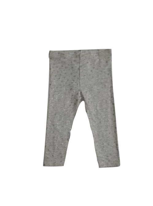 H&M Silver Glittery Dot Trousers - Stockpoint Apparel Outlet