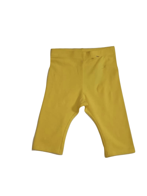 Next Baby Girl Yellow Leggings - Stockpoint Apparel Outlet