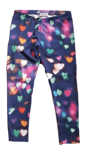 Next Purple Heart Leggings - Stockpoint Apparel Outlet