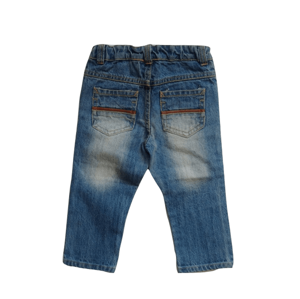 Mayoral & Co My First Chicco Blue Jeans - Stockpoint Apparel Outlet