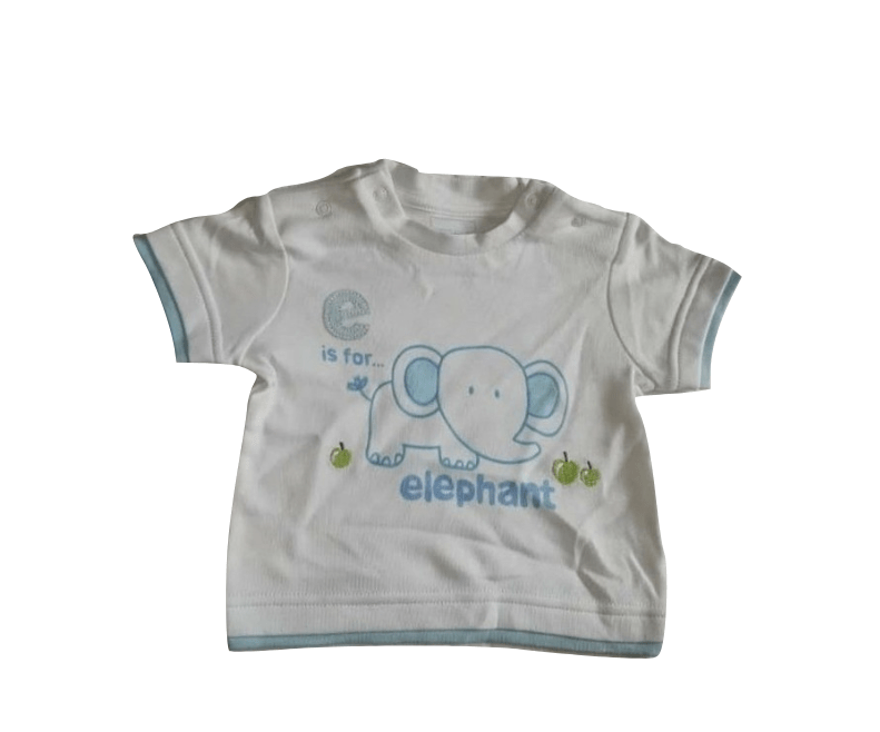 Tu Elephant Baby Boys  T-Shirt