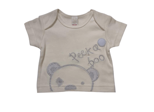 Little Bundle Peeka Boo Baby Boys Top