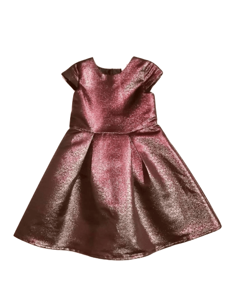 Next Shiny Brown Dress - Stockpoint Apparel Outlet