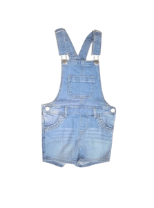 GAP Girls Blue Dungarees - Stockpoint Apparel Outlet