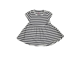 Next Baby Girls Striped Dress - Stockpoint Apparel Outlet