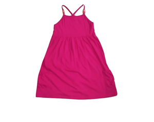 Tu Baby Girls Strap Pink Dress - Stockpoint Apparel Outlet