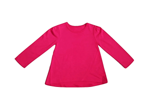 Baby Girls Pink Longsleeve Top