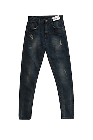 George Denim Skinny Fit Rip Boys Jeans