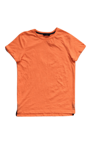 George Boys Deep Orange T-Shirt