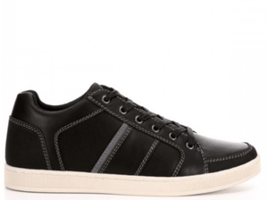 Day Five Reed Mens Black Sneaker