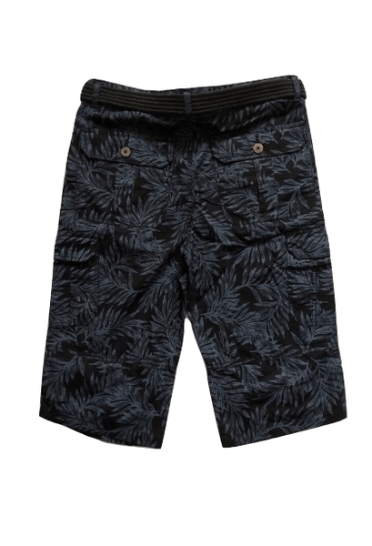 Joe Browns Mens Navy Blue Floral Design Shorts