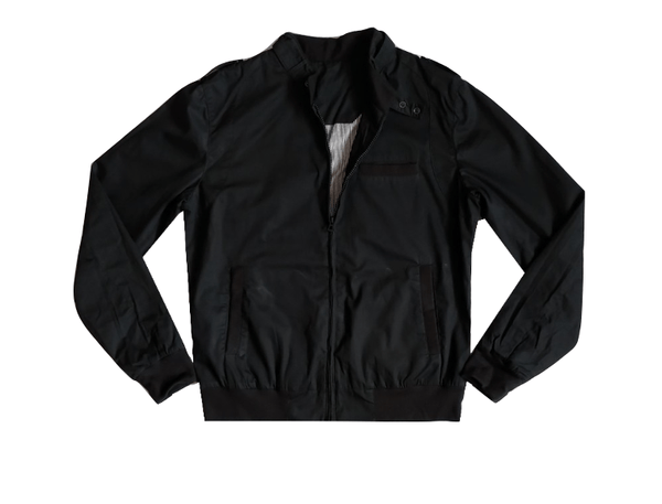 The Brand Forum Mens Black Jacket