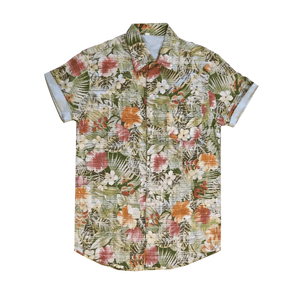 Joe Browns Dohhie Floral Print Mens Shirt