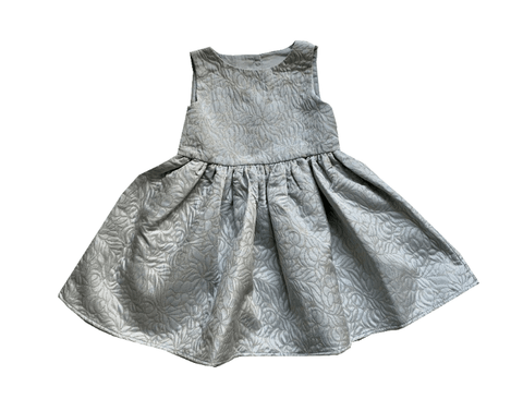 Mothercare Special Collection Jacquard Baby Girls Dress