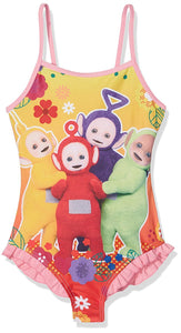 Sun-City Girls Teletubbies Pink Swimsuit