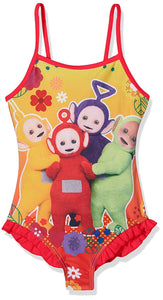 Sun-City Girls Teletubbies Red Swimsuit