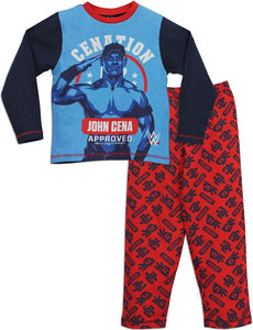 WWE John Cena Boys Pyjamas Set