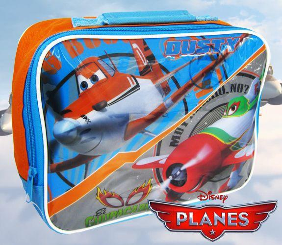 Official Disney Planes Character Insulated Lunch Bags - Stockpoint Apparel Outlet