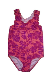 Pep & Co Floral Pink Swimwear - Stockpoint Apparel Outlet