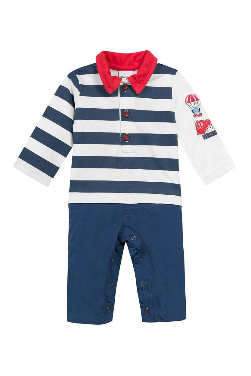 3Pommes Baby Boys 2 in 1 Matching Set