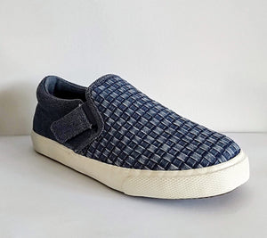 Next Boys Denim Skate Shoes