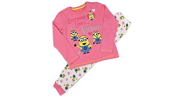Everyone Loves Minions Girls Pyjamas