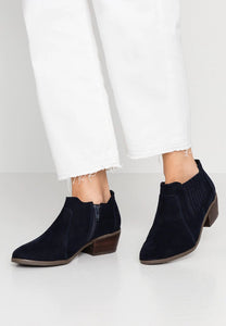 Evans ladies wide-fit Alex - Ankle boots - Stockpoint Apparel Outlet