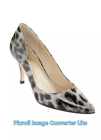 Lotus Ladies Leopard Print Court Shoes - Stockpoint Apparel Outlet