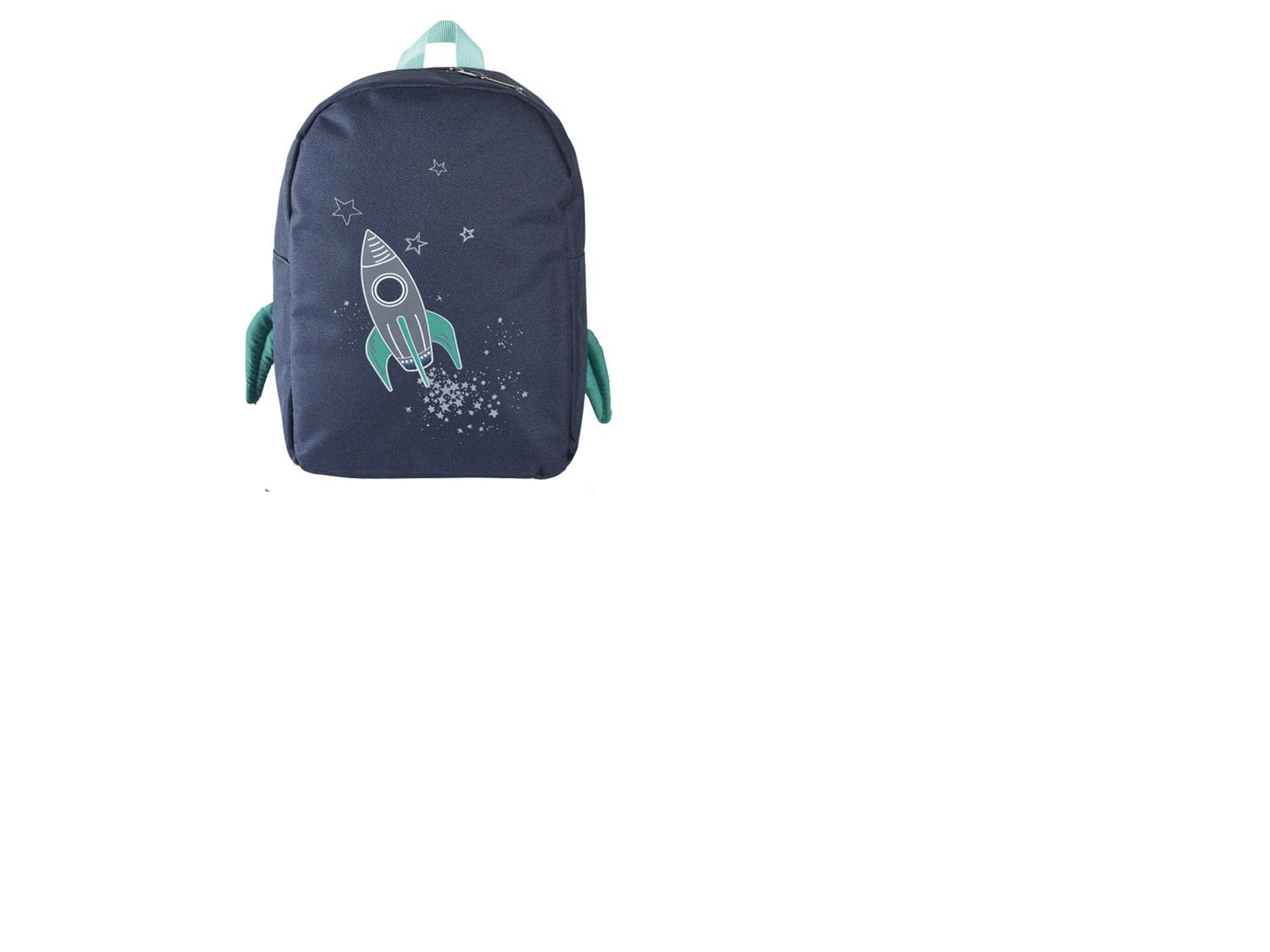 Lupilu Kids Spacecraft Rucksack/School Bag - Stockpoint Apparel Outlet