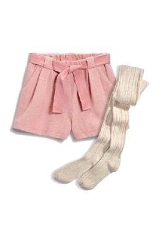 Next Pink Shorts with Tights - Stockpoint Apparel Outlet