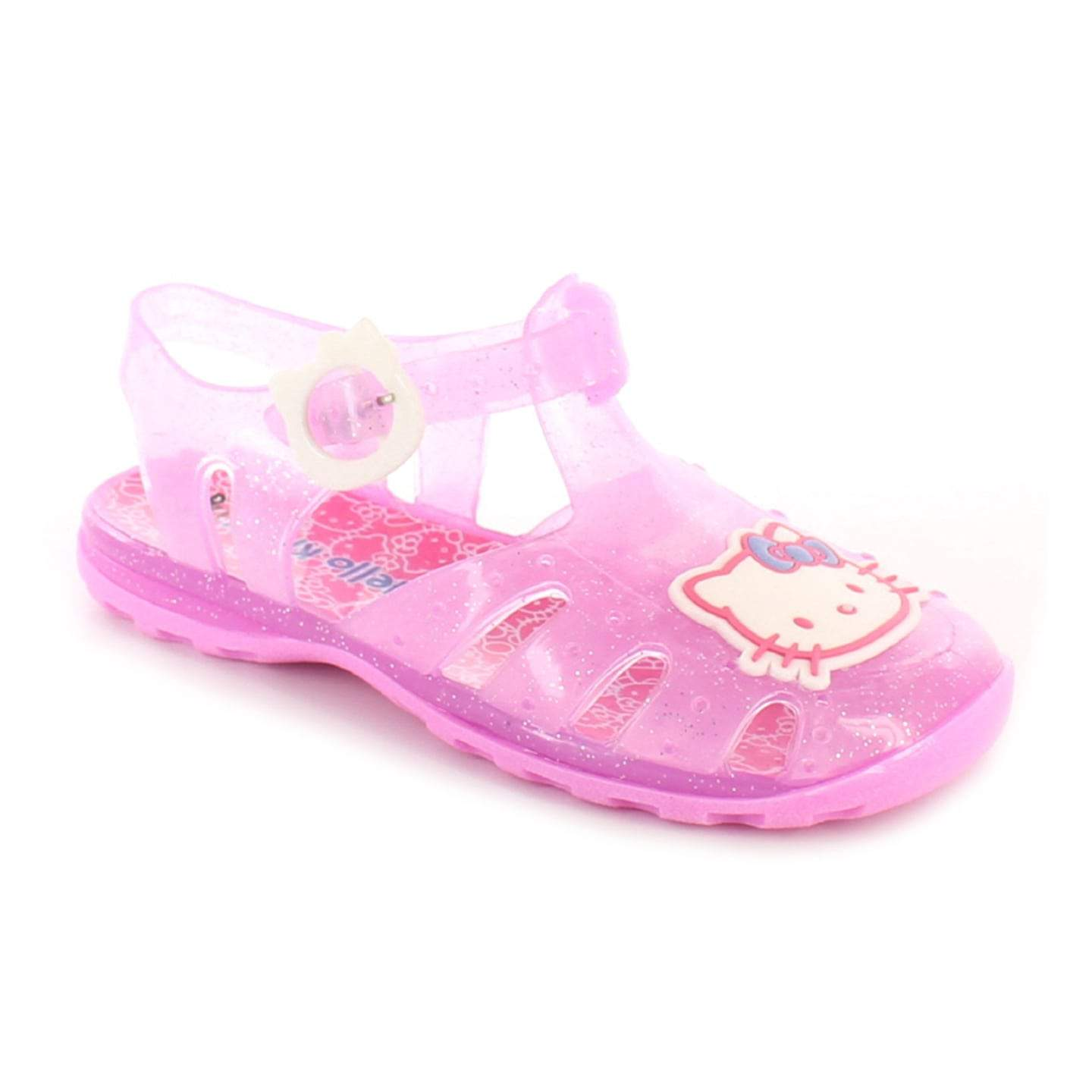 Hello Kitty Fountain Girls Pink Sandals