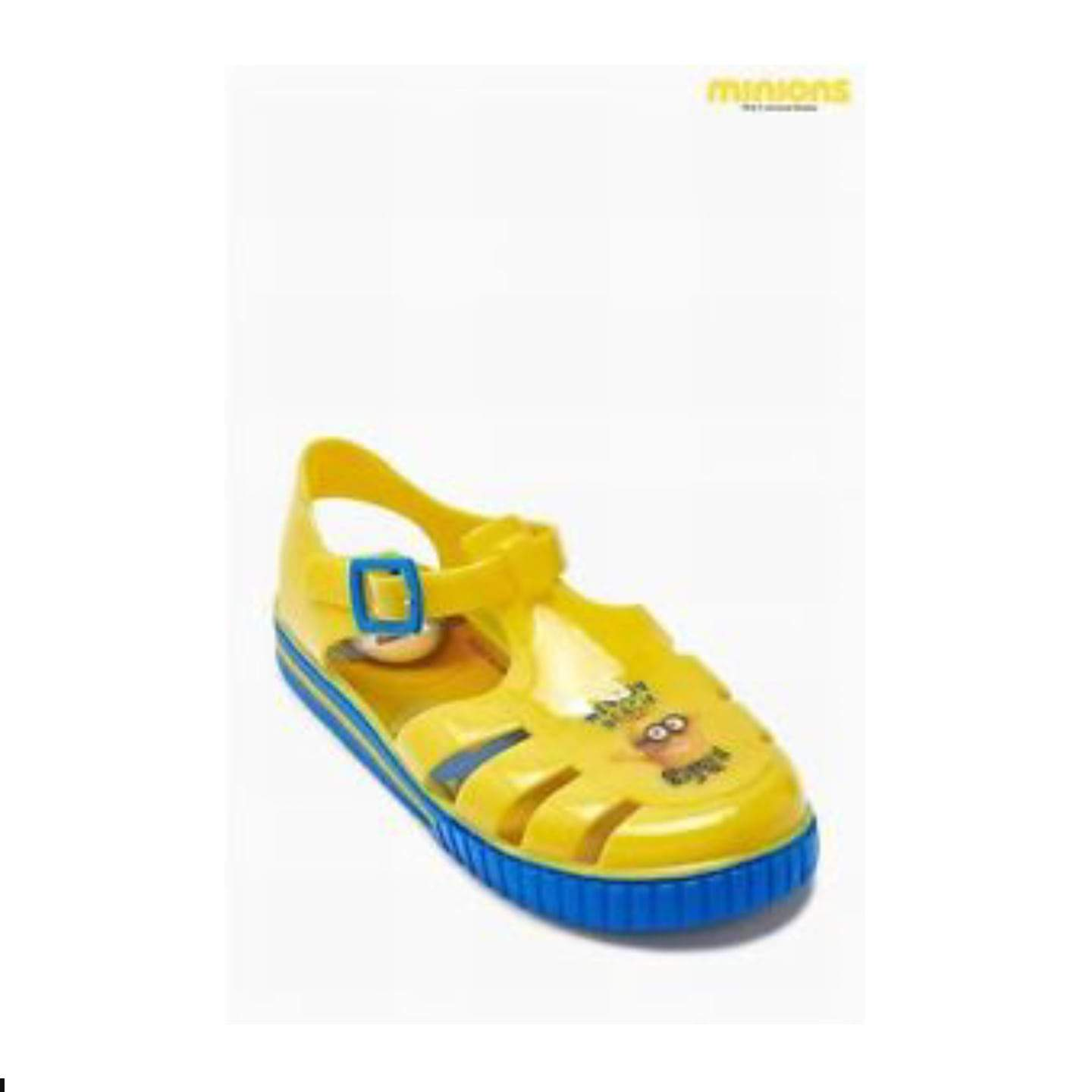 Next Minion Jelly Shoes