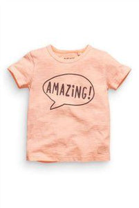 Next 'Amazing' Baby Boys T-Shirt