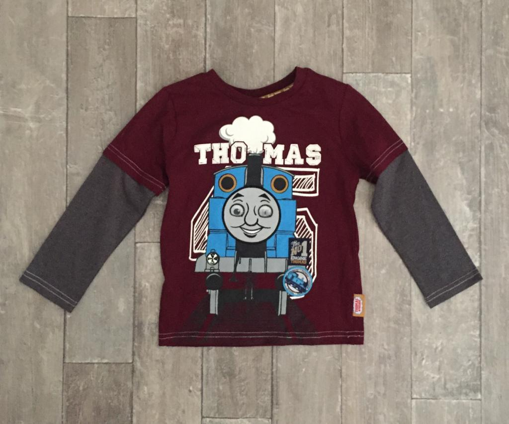 Thomas Longsleeve Tshirt - Stockpoint Apparel Outlet