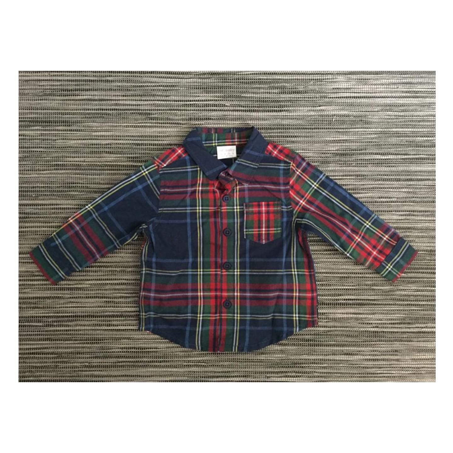 F&F Check Shirt - Stockpoint Apparel Outlet