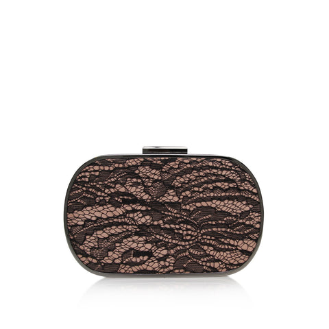 Kurt Geiger Womens Carvela Demure Clutch Bag