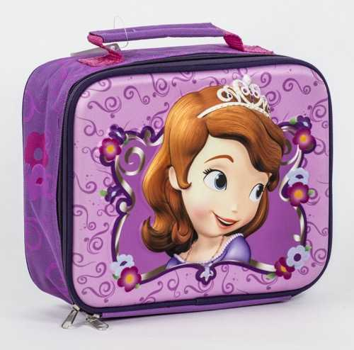 Official Disney Sofia The First 3D EVA