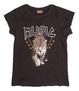 Next Grey Cheetah T-Shirt - Stockpoint Apparel Outlet