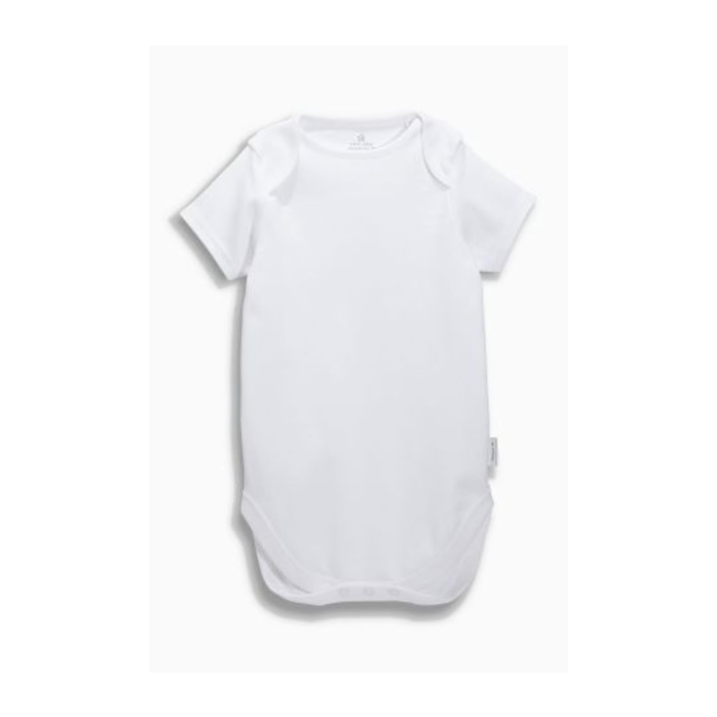 Next White Short Sleeve Bodysuits - Stockpoint Apparel Outlet