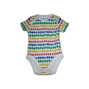 Nutmeg Four Legs Bodysuit - Stockpoint Apparel Outlet