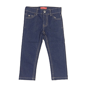 Tissaia Basic Navy Blue Boys Jeans