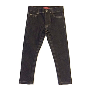 Tissaia Boys Basic Black Jeans