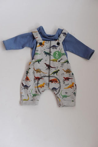 Next Dinosaur Two Piece Set - Stockpoint Apparel Outlet