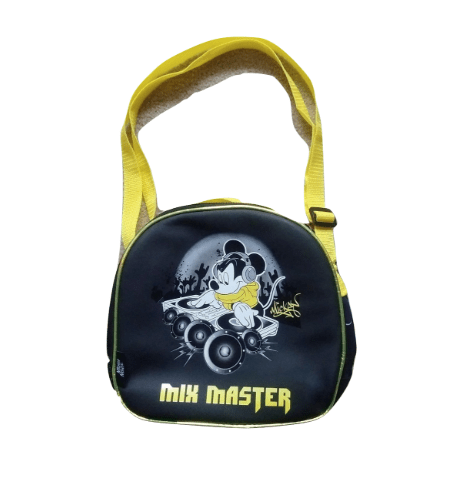 Mickey Mouse Mix Master Lunch Bag - Stockpoint Apparel Outlet